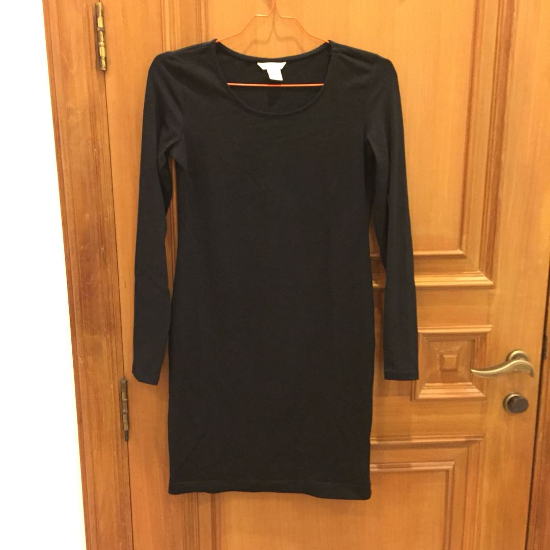Hnm basic dress