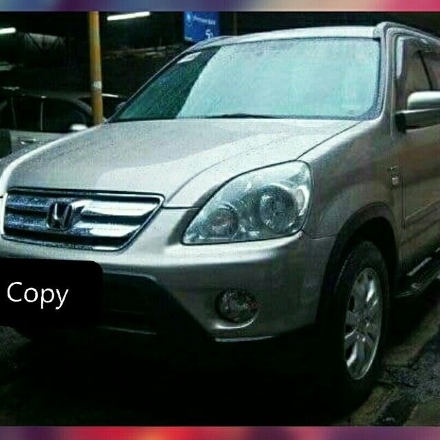 Honda Crv 2005 Second Generation Cars Cars For Sale On