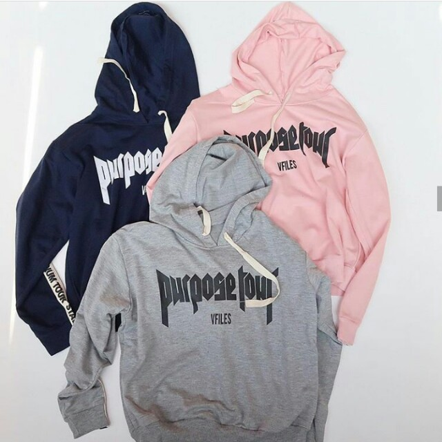 Hoodie purpose tour