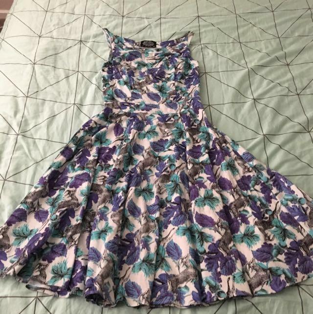 H&R Dress Uk8