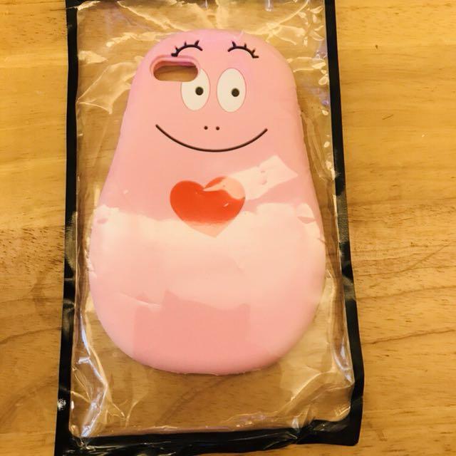 iphone7 泡泡爸爸手機軟殼