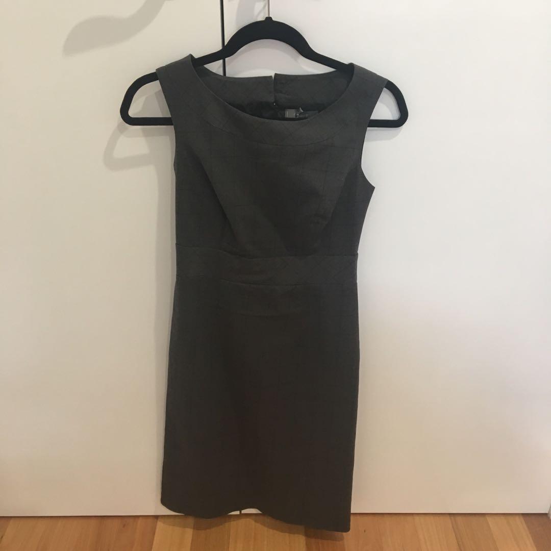 Jacqui work dress
