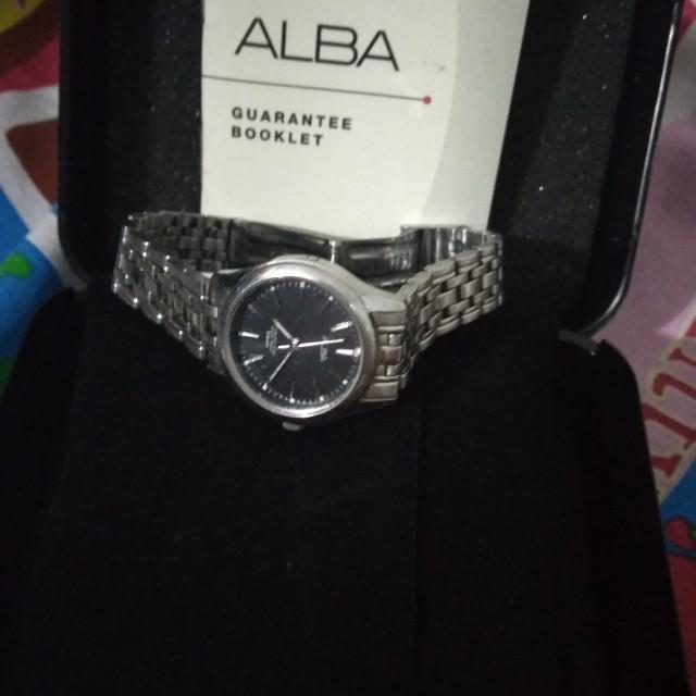 Jam tangan Alba ori