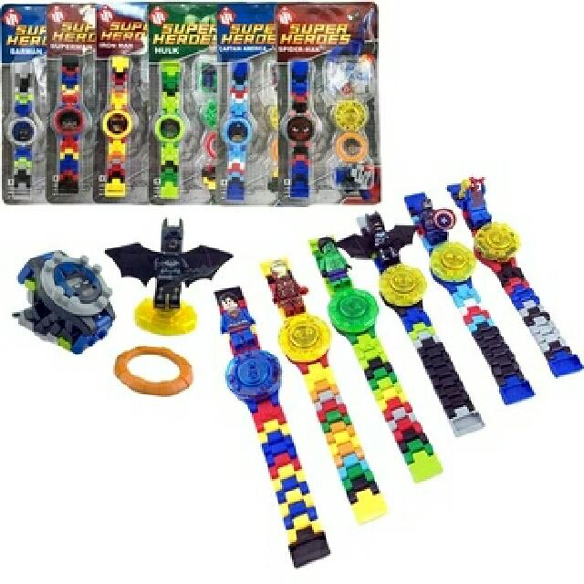Jam Tangan anak Lego