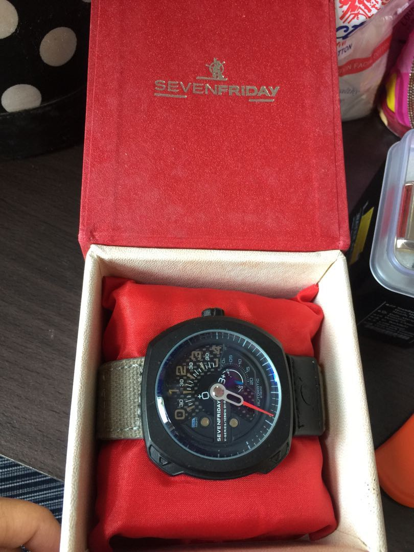 Jam tangan seven friday for men