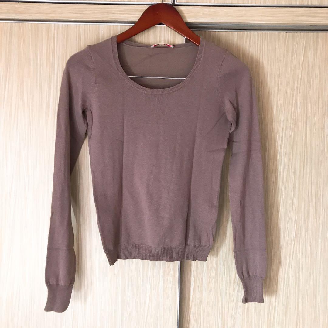 Knit Sweater Camaïeu