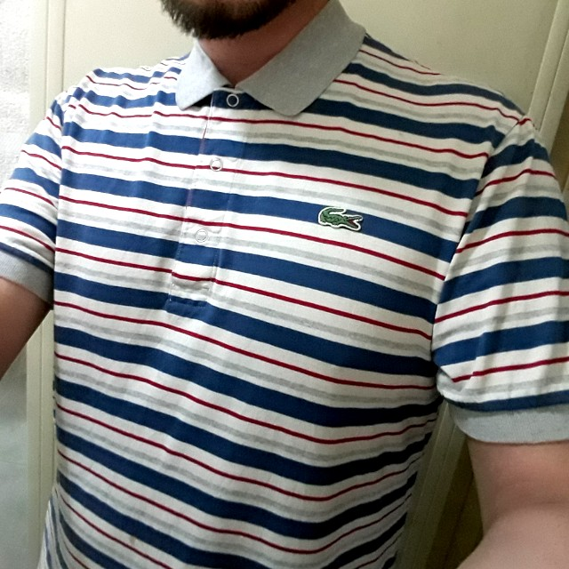 LACOSTE SPORT polo tee (Authentic)