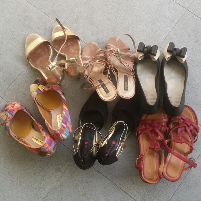 LADIES SHOES FOR TRADE (FOR CHARITY)