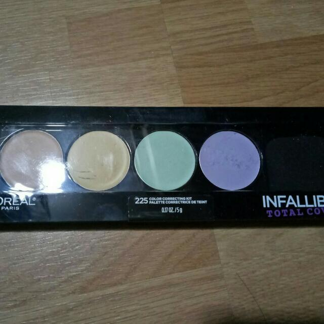 L'Oreal Infallible Cover