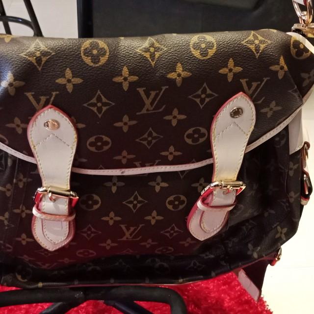 Louis Vuitton body bag