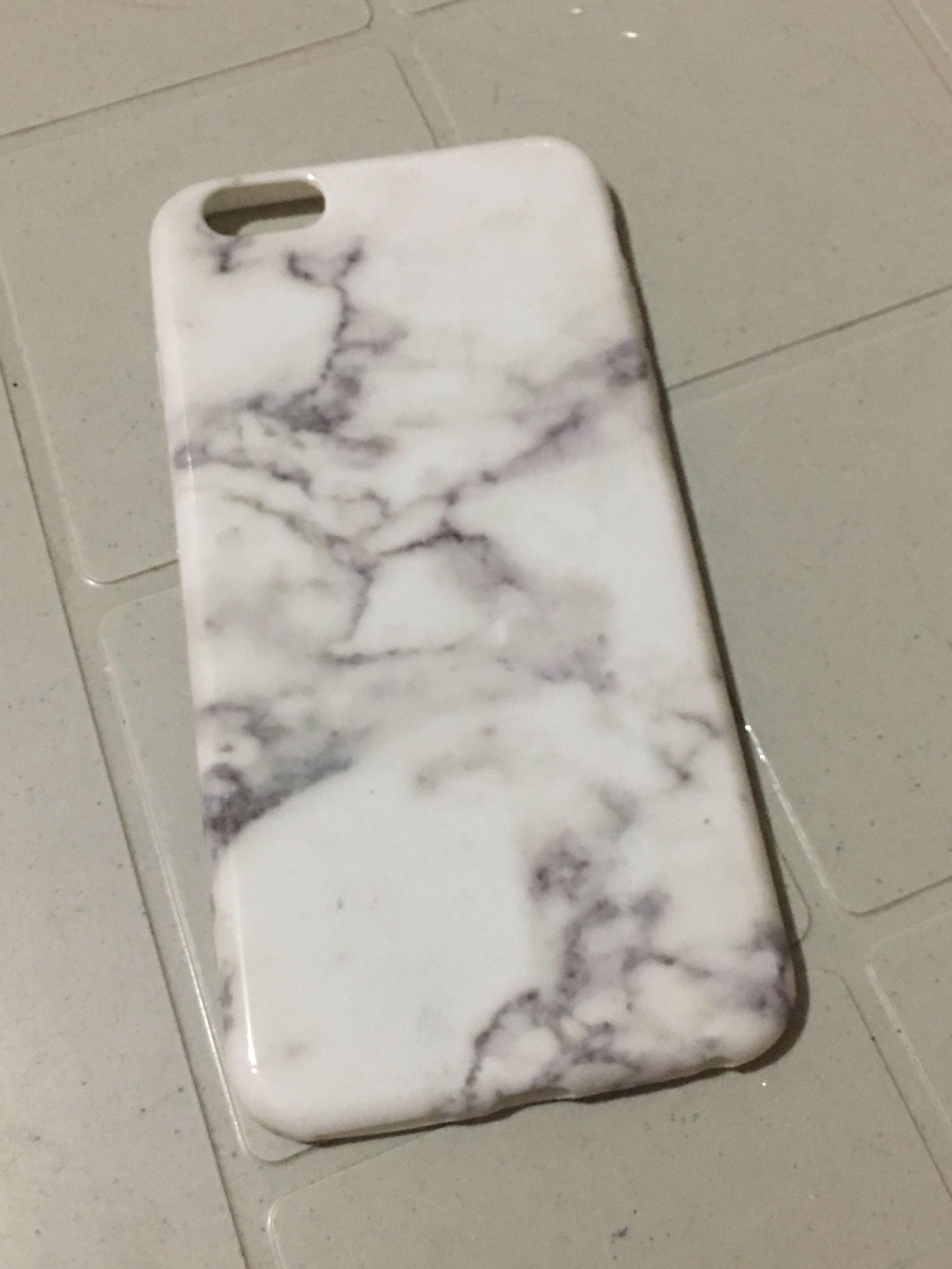 Marble Case Design For iPhone 6 Plus/6s Plus