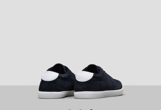 Men's boogie down suede