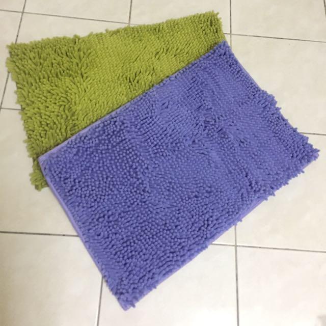 Microfiber Floor Mat