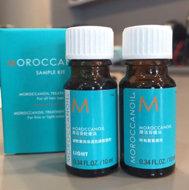 Moroccanoil 摩洛哥優油