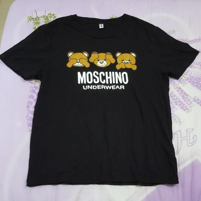 Moschino男款熊🐻
