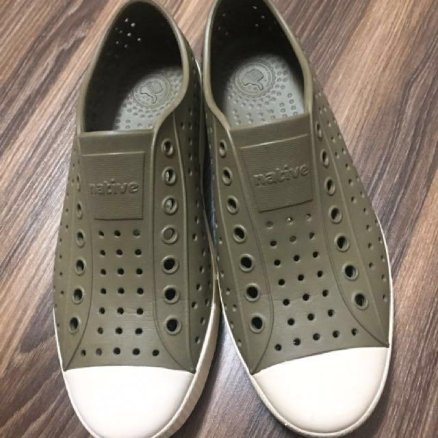 native 休閒鞋