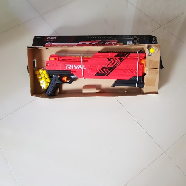 Nerf Atlas XVI-1200 Team Red
