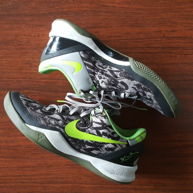 Nike Kobe Bryant Mentality Basketball Shoes