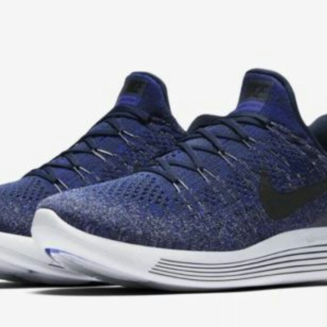brand new a7069 3f328 Nike Lunarepic Low Flyknit 2 College Navy 863779-406 Men's Running Shoes  NIB,S$120
