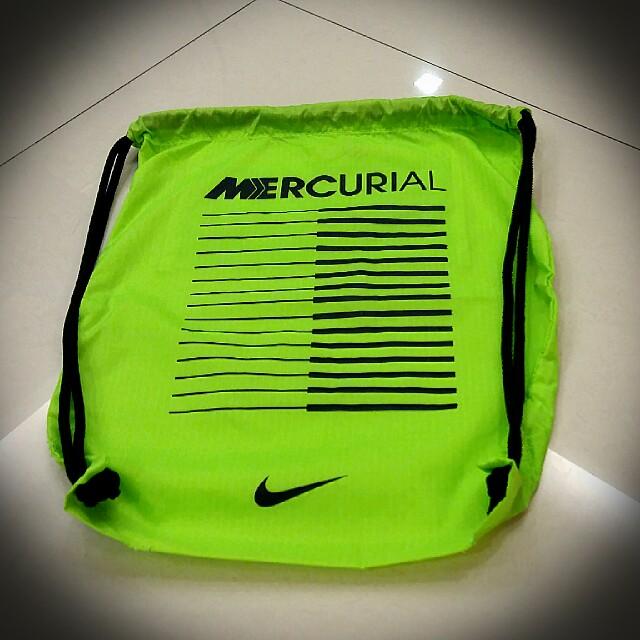 Nike Mercurial Soccer Drawstring Bag
