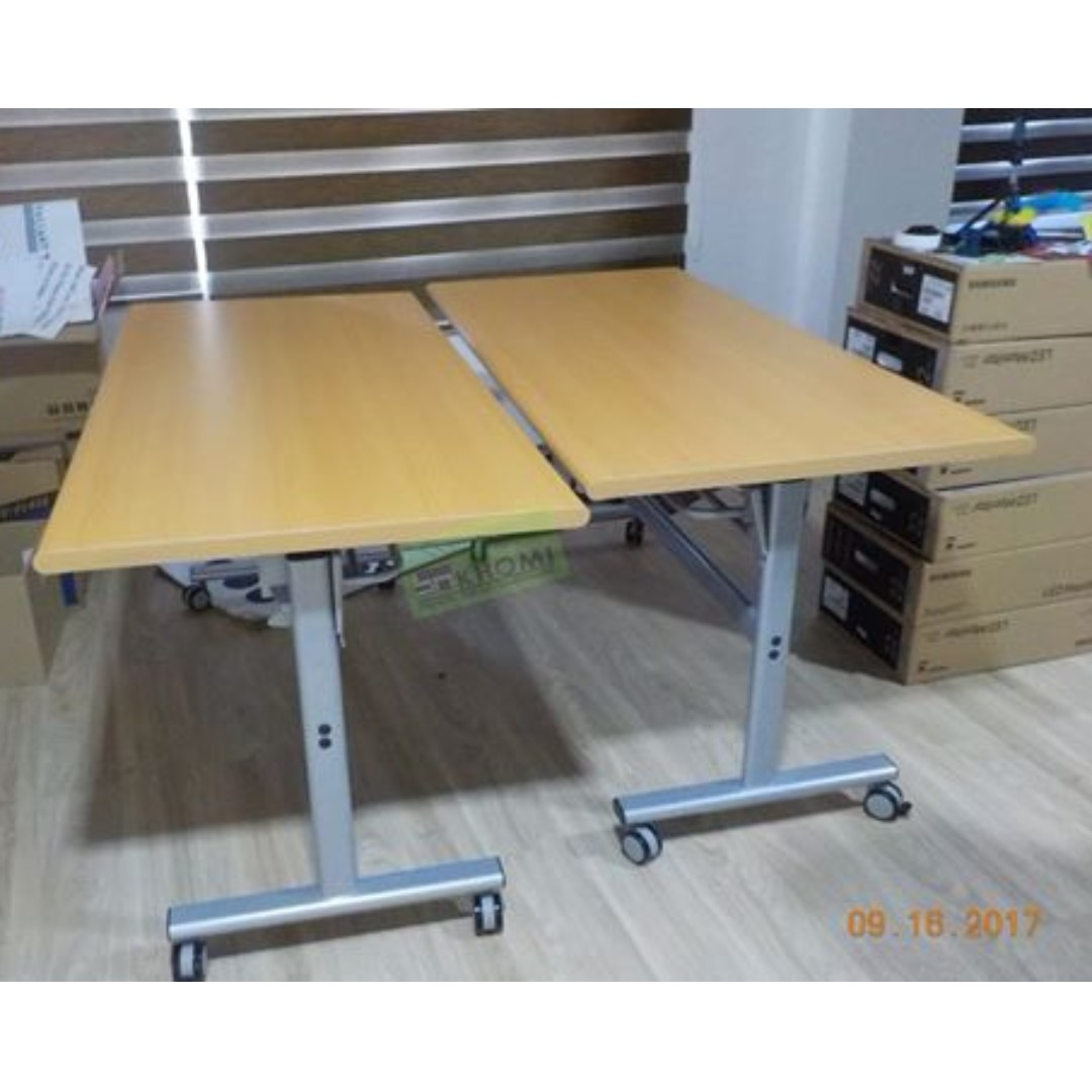 Office Furniture-Office Partition**KHOMI**Training Table