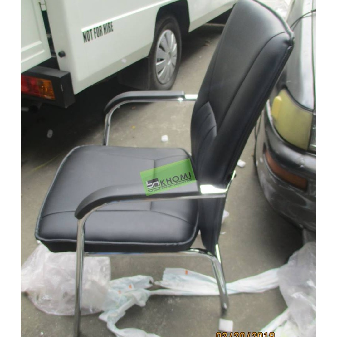 Office Furniture-Office Partition**KHOMI**Visitor Chairs