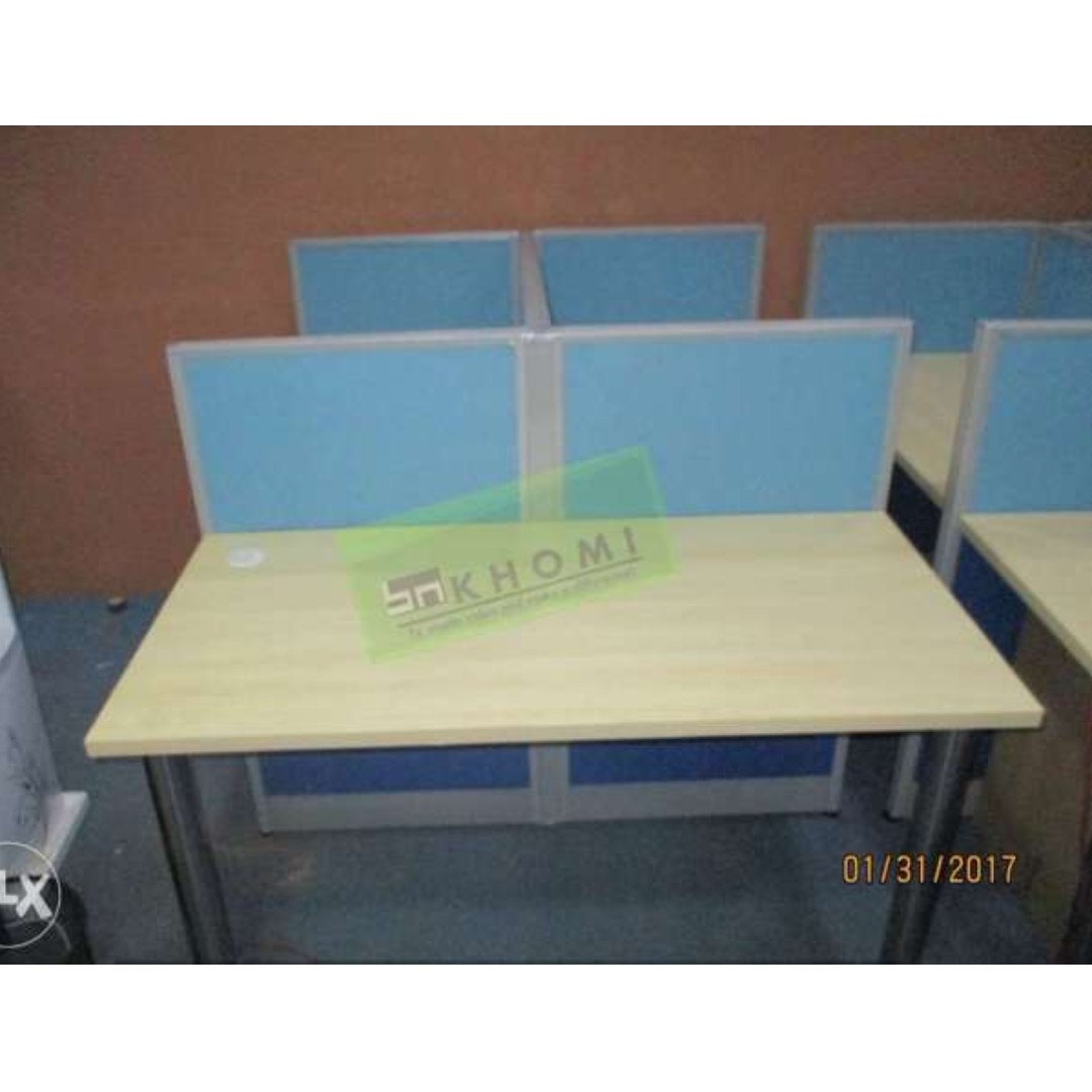 Office Furniture-Partition*Conference Table-Workstation
