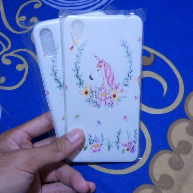 Open Barter / Sale Softcase TPU Unicorn Iphone X & oppo A37