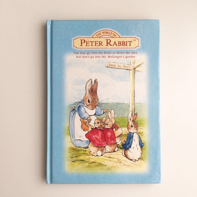 Peter Rabbit Notebook