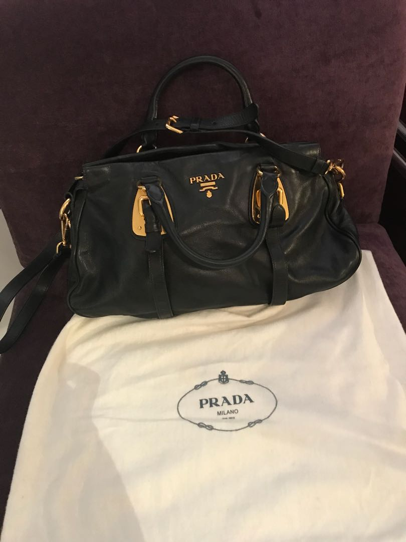 dcea9712c Prada bag, Luxury, Bags & Wallets on Carousell