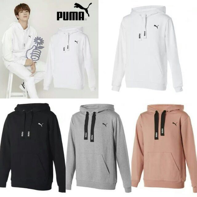 pre-order] BTS X PUMA hoodie, Entertainment, K-Wave on Carousell