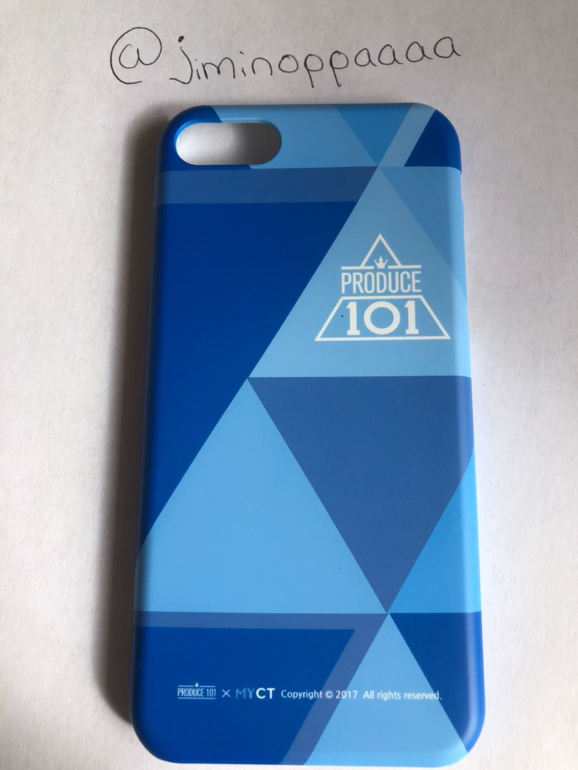 Produce 101 Official iPhone 7 Case