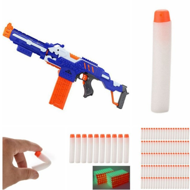 Refill darts glow in the dark Nerf Guns, Toys & Games, Others on Carousell