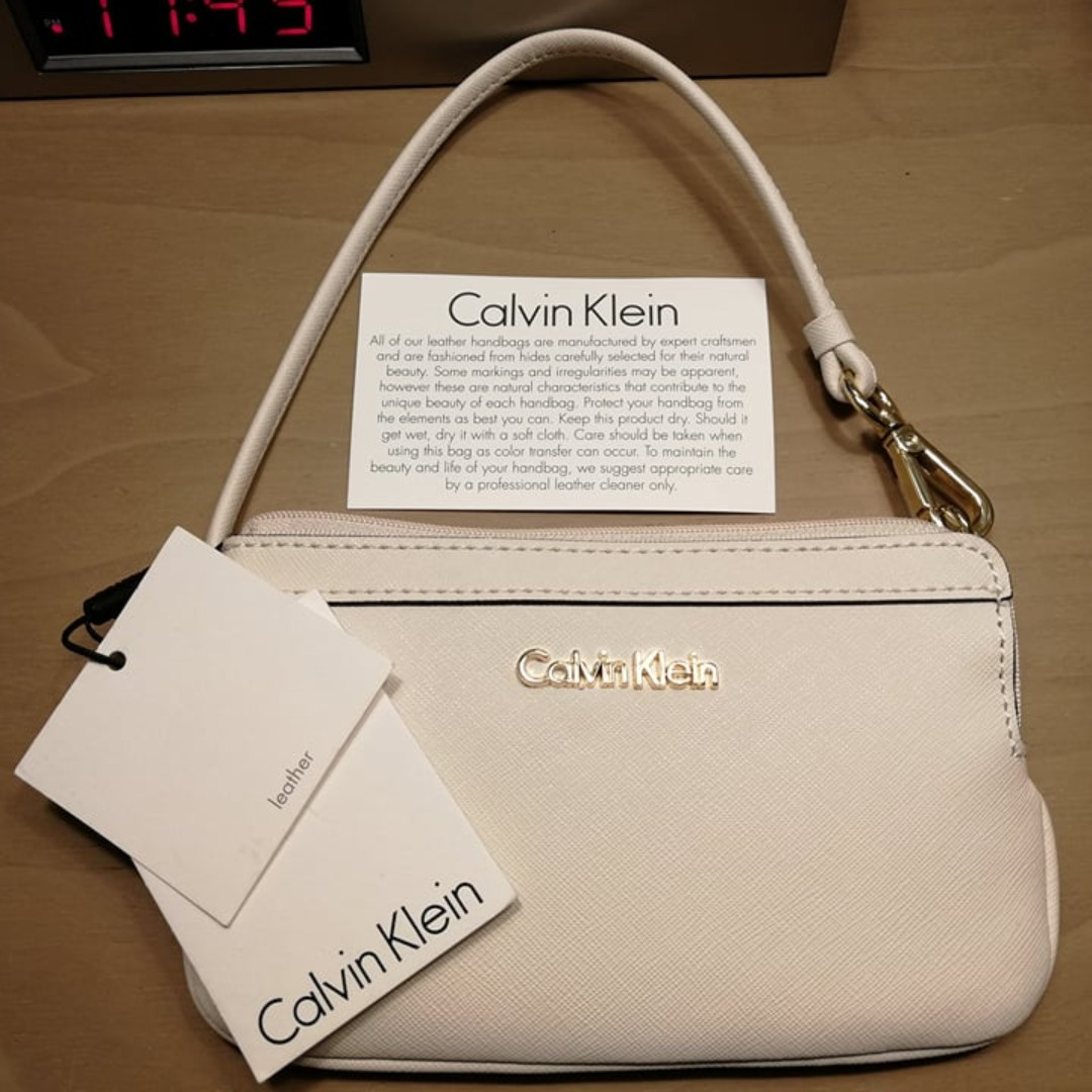 REPRICED! Authentic CK Wristlet from US