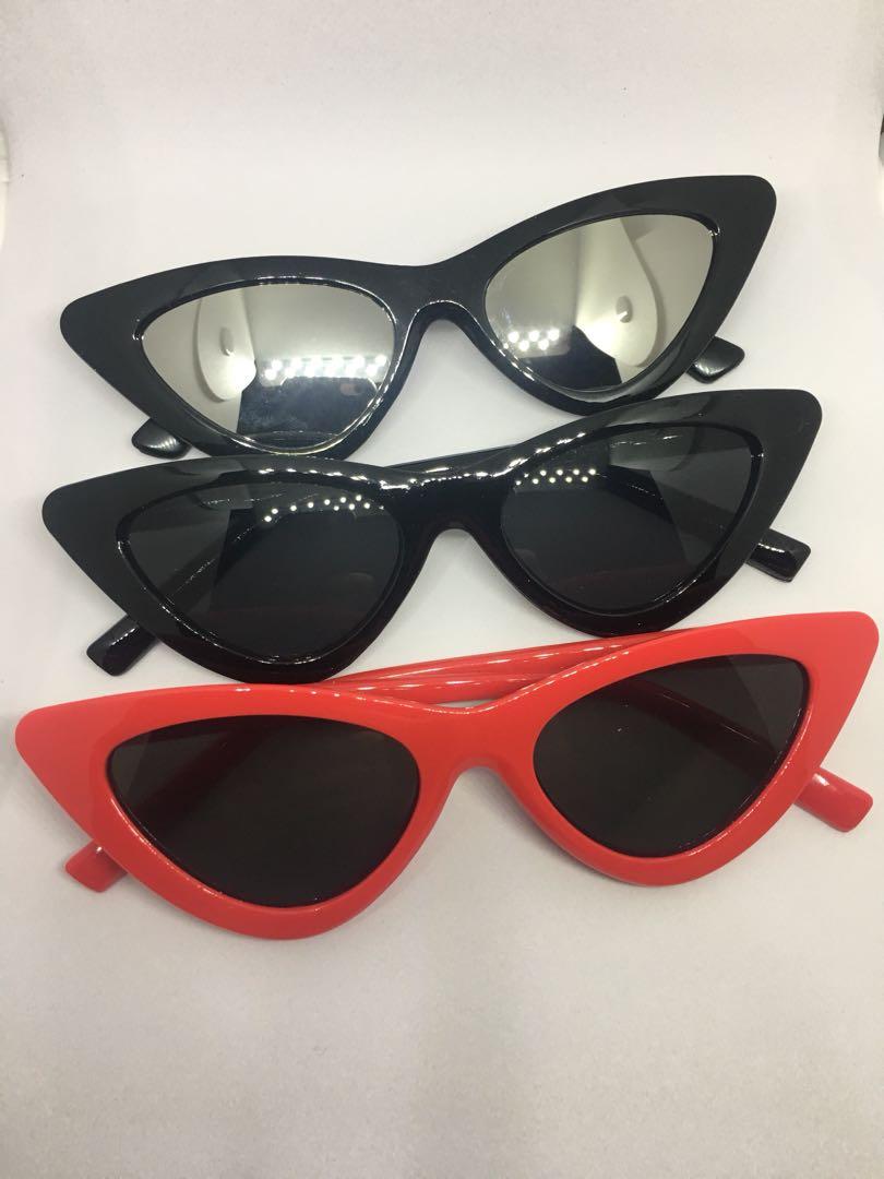 Retro Cat's eye sunglasses