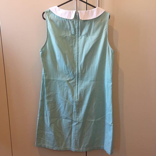 Revival Mint Shift Dress