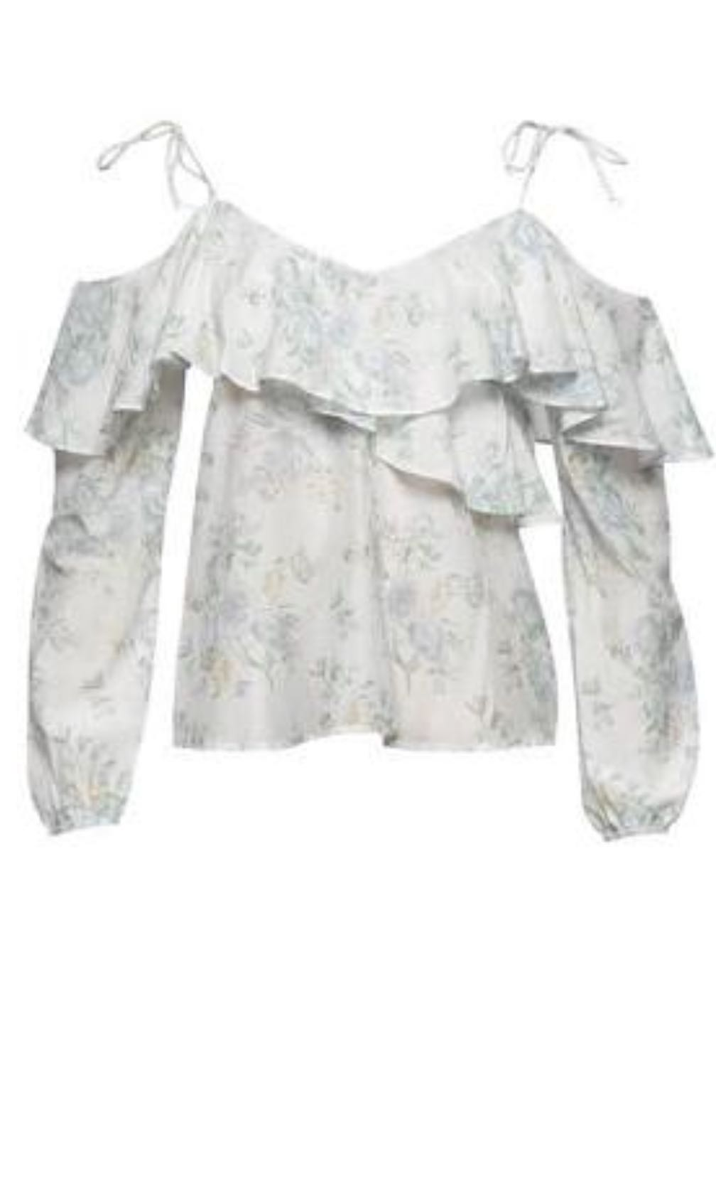RUBY Love Letters Blouse