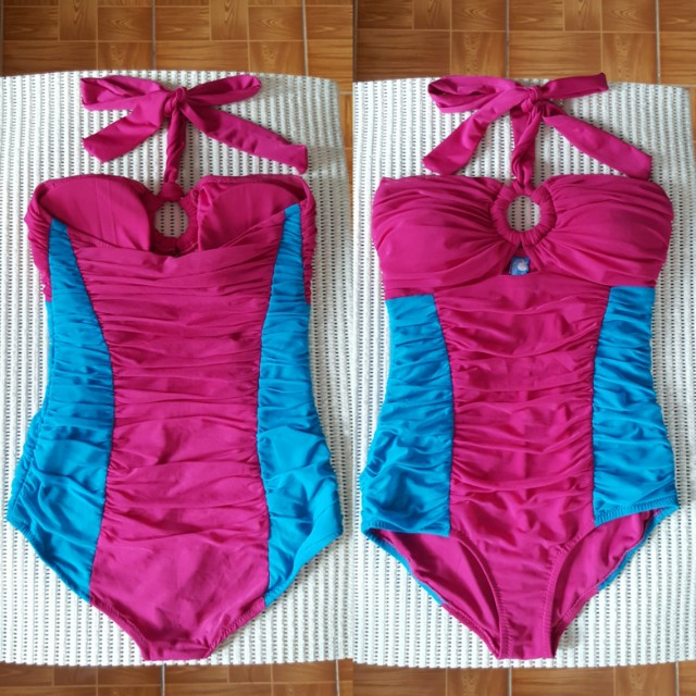 🆕️SALSATRENDS Monokini Designer One Piece Swimsuit (Branded Swimsuit/High Quality Swimsuit/Monokini/One Piece Maillot)