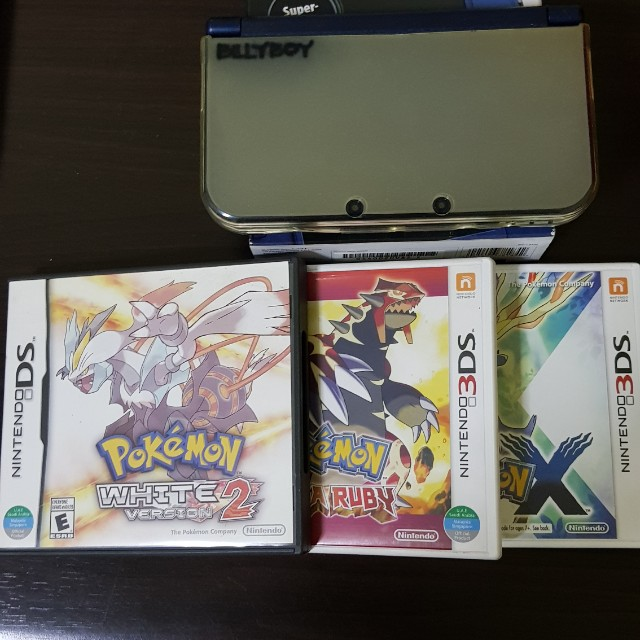Selling New Nintendo 3DS XL