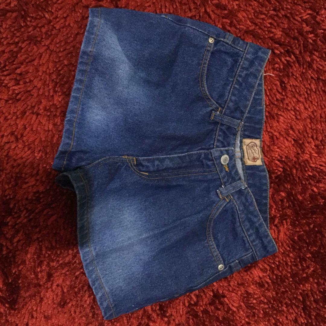 Short Jeans Hiwaist