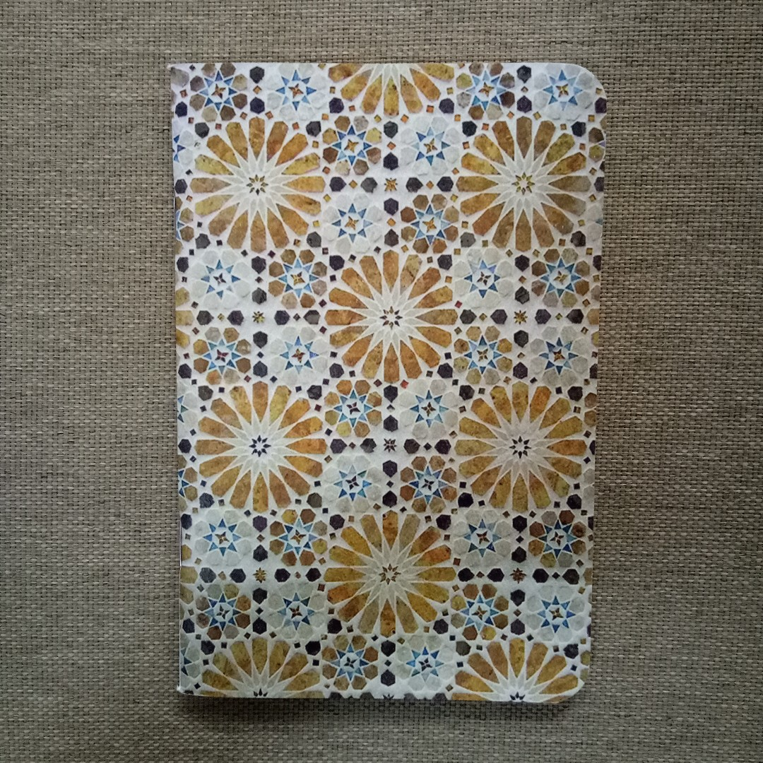 Small Blank Notebook