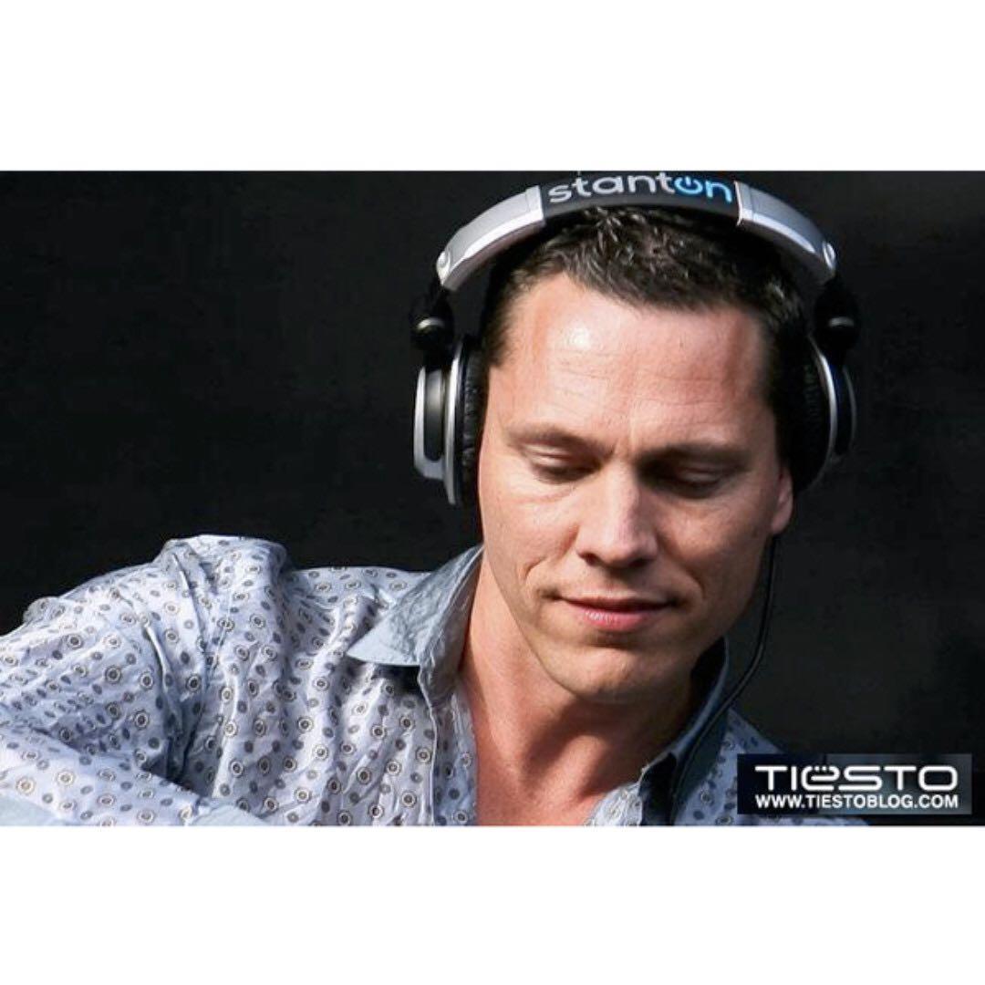 Stanton Tiesto DJ Pro 2000 Headphone (UP $249), Electronics