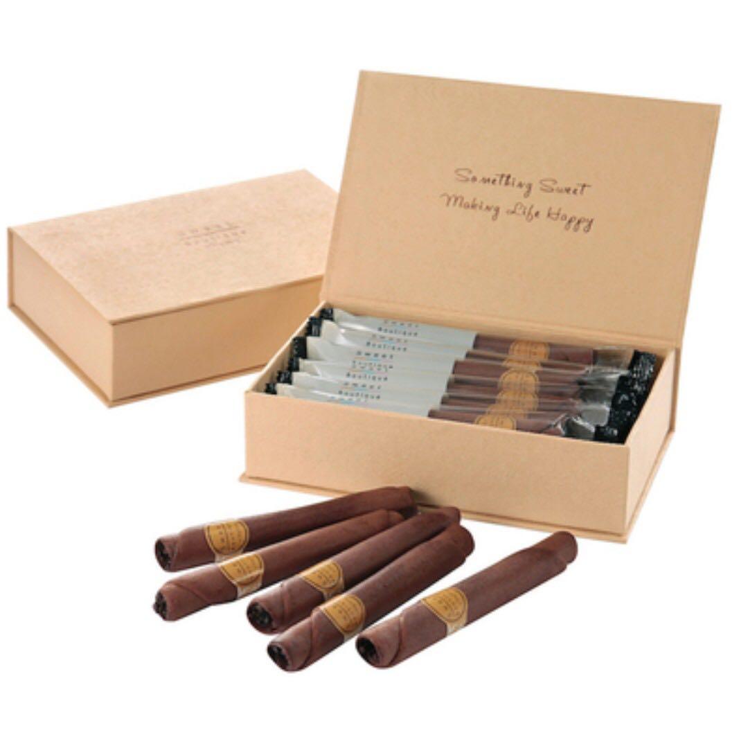 /香港代購/Sweet Boutique朱古力爆炸雪茄/需要等到4月9日後才出貨