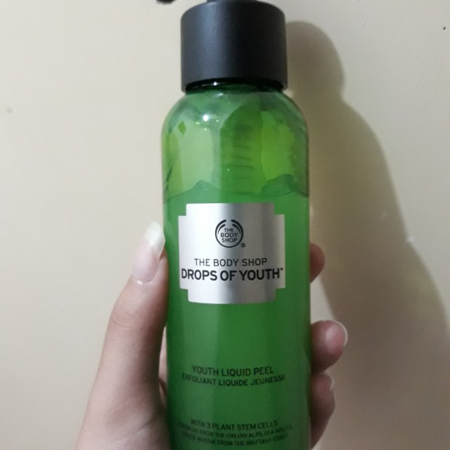 TBS Drop of Youth Liquid Peel