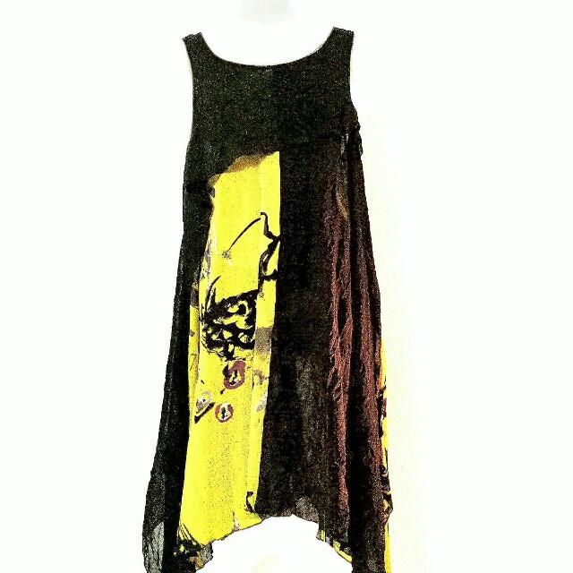 Thompson dress sz 12 14  $169   MADE IN WA