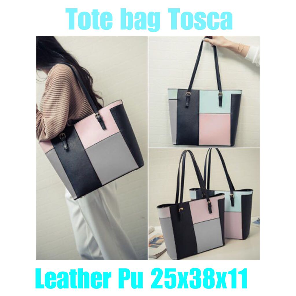 Tote Bag Tosca