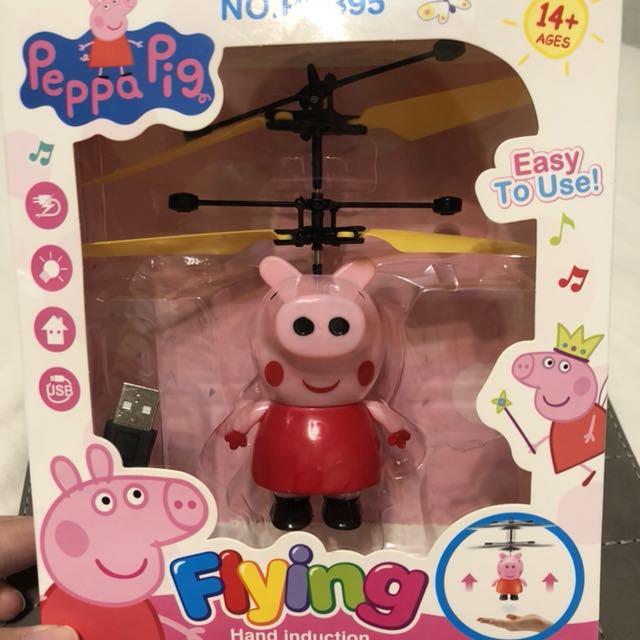 佩佩豬USB飛機