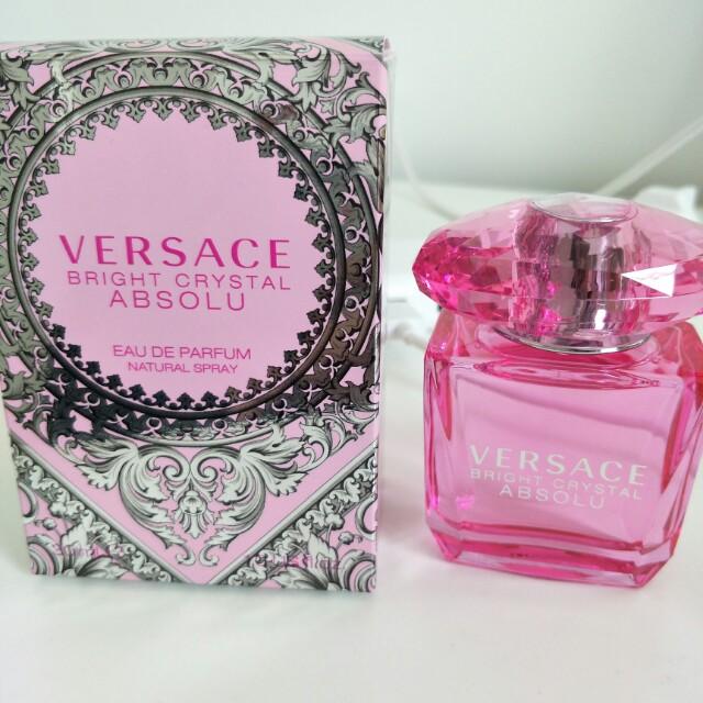 Versace Bright Crystal Absolu