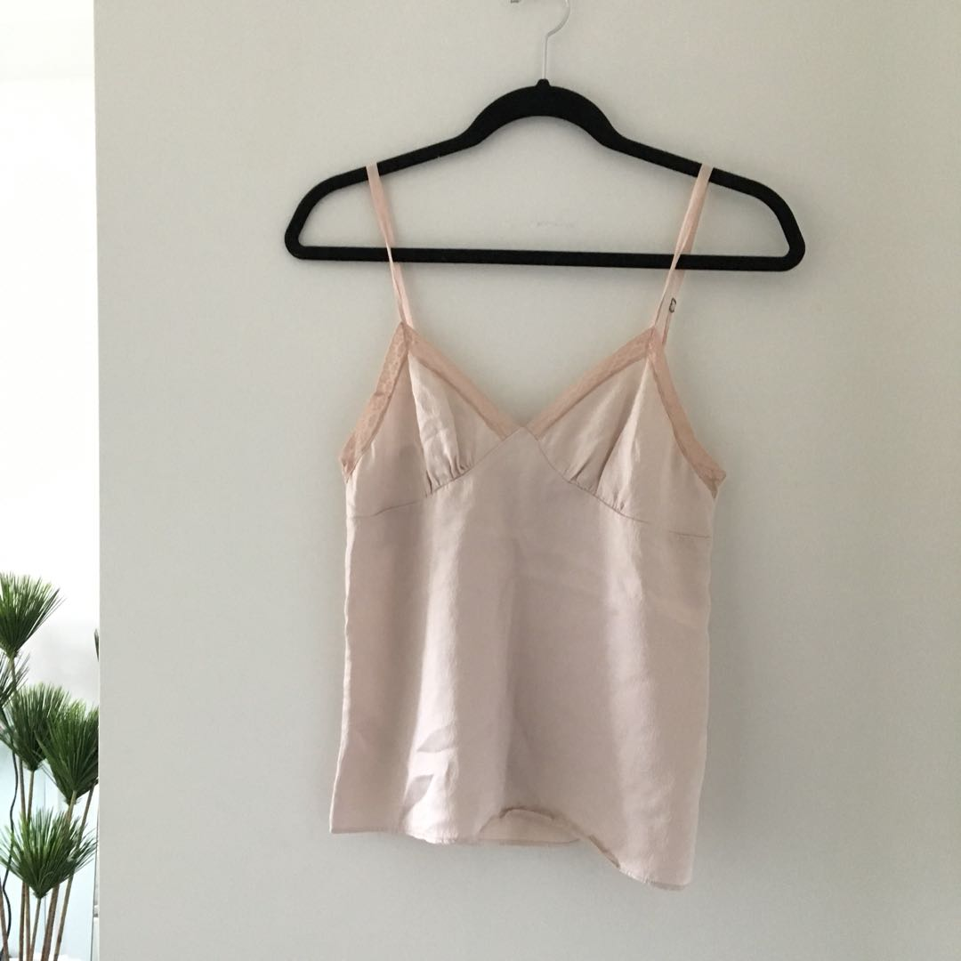 VINTAGE Baby Pink Camisole
