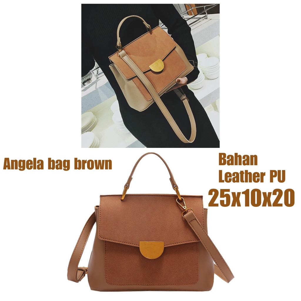 Vintage Handbag brown
